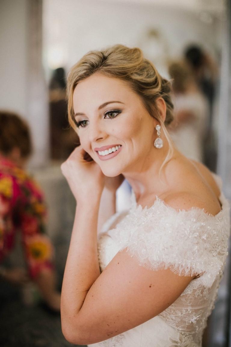 bridal airbrush makeup & hair in cincinnati, ohio - bridal